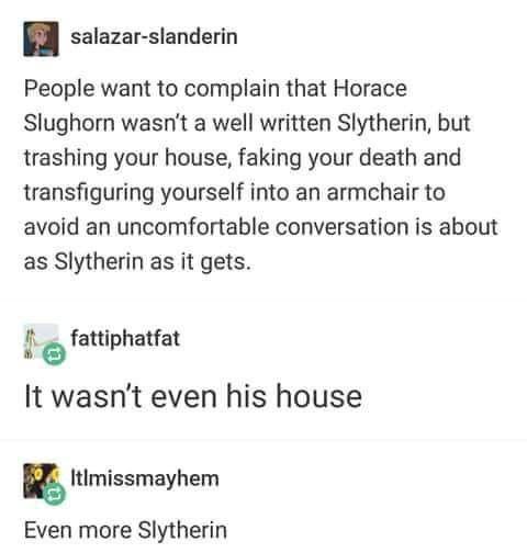 slughorn